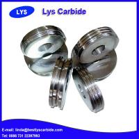 Tungsten carbide roll for rolling mill