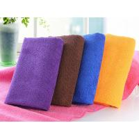 Buy cheap 80% Polyester and 20% Ployamide Warp Knitted Towels Gym Towel from wholesalers