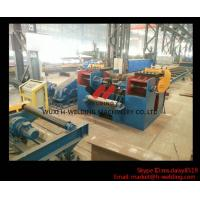 Buy cheap Heavy Duty H Beam Straightening Machine With Hydraulic Pump for Large Flange from wholesalers