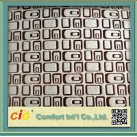 Buy cheap 100% Polyester Chenille Sofa / Chair Home Furniture Upholstery Fabric Tear from wholesalers