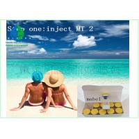 Buy cheap Skin Tans MT2 MT1 Human Growth Hormone Peptide Effective Mt 2 Peptide Injectabel Melanotan 2 from wholesalers