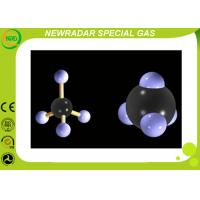 Buy cheap High Pressure Methane Ch4 Organic Gases For Semi Products , Cas 74-82-8 from wholesalers