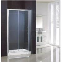 Buy cheap Sliding  Shower Screen (WS-S120) with Frame from wholesalers