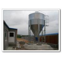 Buy cheap Galvanized Feed Silo Bins for Poultry and Livestock Farm from wholesalers
