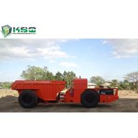 Buy cheap 10 Ton Hydraulic Low Profile Dump Truck For Hydropower Tunneling from wholesalers