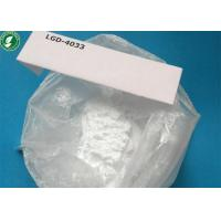 Buy cheap 1165910-22-4 SARM Steroids LGD 4033 White Powder  Ligandrol Sarms from wholesalers