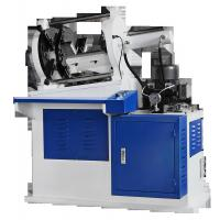 Buy cheap Electronic Hydraulic Die Cutting Machine / Equipment For Bottle Neck Labels from wholesalers