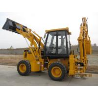 Buy cheap brand new mini backhoe loader, compact tractor backhoe WZ30-25 , loader backhoe  made by china supplier for sale from wholesalers