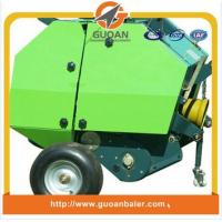 Buy cheap Agriculture small round baler machine for Rice straw. from wholesalers