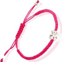 Buy cheap Adjustable Handmade Beaded Bracelets Fashion Simple Rope Bracelet With Red Rope from wholesalers