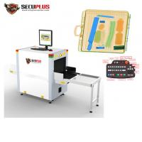 Buy cheap Multi - Language Airport Security Scanners Baggage Inspection System With 17'' Monitor from wholesalers