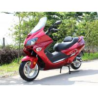 Buy cheap 300cc CVT Water Cooled Engine Adult Motor Scooter Front Disc Rear Disc Brake from wholesalers