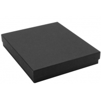 Buy cheap black pen box woodenware handcraft packaging box bookmark paper box from wholesalers