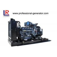 Buy cheap 4 Cylinder 44kw 55kVA Standby Industrial Diesel Generator With Cummins Engine from wholesalers