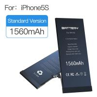 Buy cheap Li ion Polymer Apple Iphone 5s New Battery Msds OEM Iphone Lithium Battery from wholesalers