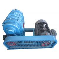 Buy cheap Water treatment Tri-lobe Roots Blower 1150rpm to 1800rpm / rotary lobe blower from wholesalers