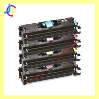 Buy cheap Compatible Color Toner Cartridge C9700/9701/9702/9703A for HP Printer from wholesalers