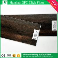 Buy cheap Supreme Click 7mm Wood Textured WPC Engineered Vinyl Flooring from wholesalers