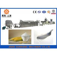 Buy cheap Oil Industry Auto Used Modified Starch Machine , Starch Making Machine / Equipment from wholesalers