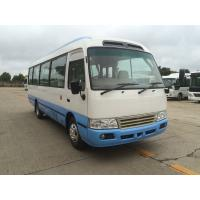 Buy cheap Streamline Design Classic Coaster Minibus Peru Style LHD Mini 30 Seater Bus Mitsubishi product