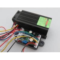 Buy cheap 532nm 200mW AC/DC 12V Input Voltage Industrial Grade Green Beam Laser Module from wholesalers