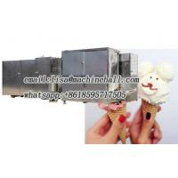 Buy cheap Waffle Cone Product Line|Ice Cream Cone Forming Machine For Sale from wholesalers