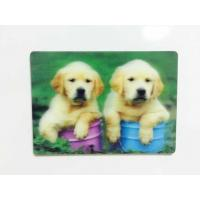 Buy cheap PP / PET Lenticular 3D Fridge Magnets Heidelberg Machine Printing from wholesalers