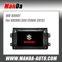 Buy cheap car dvd for SUZUKI SX4 (2006-2012)/ Suzuki baleno gps navigation sat nav satellite radio car stereos automobiles from wholesalers