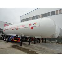 Buy cheap facrtory sale best price CLW9390GYQ 56CBM 3 axles LPG tanker semi-trailer, HOT SALE! 56,000LIters lpg gas tank trailer from wholesalers