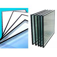 Buy cheap Flat Shape Low Emissivity Glass , 4mm - 12mm Thickness Low E Tinted Glass from wholesalers