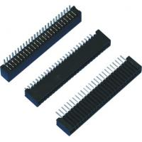 Buy cheap 1.0 mm Pitch FPC Connector , Board To Board Connectors 3.0mm Height 25 Pins Lie Type Double Contact product