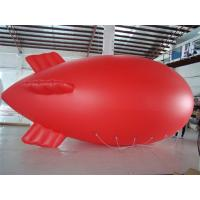 Buy cheap Large Inflatable Blimp / Inflatable Advertising Balloons For Event Advertising from wholesalers