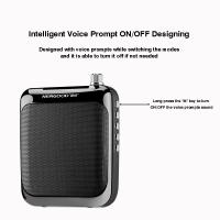 Buy cheap Tour guide microphone amplified speakers loudspeaker PA system from wholesalers
