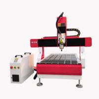 Buy cheap Desktop NC sutio controled mini cnc carving machine for advertising work from wholesalers