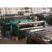 Buy cheap Low Noise Electric Rolling Wire Net Making Machine 80 - 400 Square Mesh from wholesalers
