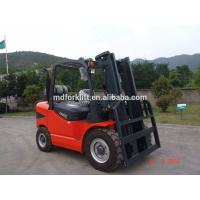 Buy cheap 2.5 Ton Lpg Gasoline Forklift Truck With 3000-6000mm Lifting Height from wholesalers