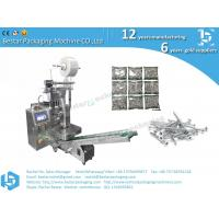 Buy cheap Automatic Hardware Packing Machine With Accurate Counting Function from wholesalers