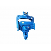 Buy cheap Factory Direct Sale Excavator Hydraulic Vibrating Hammer / Pilling HammerFor Pilling Drilling Project  Made In China from wholesalers