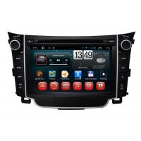 Buy cheap 1080P HD Hyundai I30 Android DVD Player GPS Navigation with Bluetooth / TV / USB from wholesalers