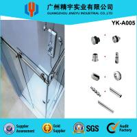 Buy cheap Durable AISI304/316 Stainless Steel Sliding Door Hardware Suit / Accessories / Systems from wholesalers