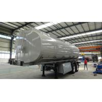 Buy cheap CIMC tandem axles 42000 liters fuel tanker trailer with bogie suspension from wholesalers
