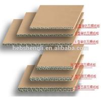 Buy cheap 5 Ply Corrugated Cardboard Production Line With High Precision from wholesalers