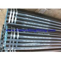 Buy cheap Black Painting API Carbon Steel Pipe 2m - 16m / Large Diameter Steel Tube from wholesalers