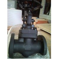 Buy cheap Forged Gate Valve - Flanged from wholesalers