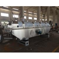 Buy cheap High Drying Speed Continuous Fluid Bed Dryer , Steel Fluid Bed Granulator  from wholesalers