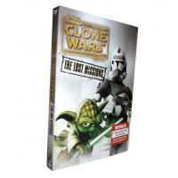 Buy cheap Tvseries dvd boxset  star the clone wars season 6 3DVD 159g from wholesalers