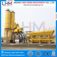 Buy cheap HZS25 Concrete Batching Plant (25m3/h) from wholesalers