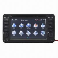 Buy cheap In-dash DVD Player for Suzuk Jimny, Built-in DVD/GPS/FM Radio/iPod,Features PIP/VCDC/RDS,Touchscreen product