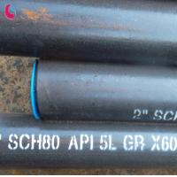 API 5L  PSL1/ PSL2 steel pipes
