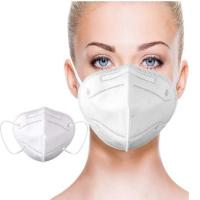 Buy cheap KN95 Anti Dust Ear Loop Disposable Face Protector Non-Woven Fabrics Safety Protection product